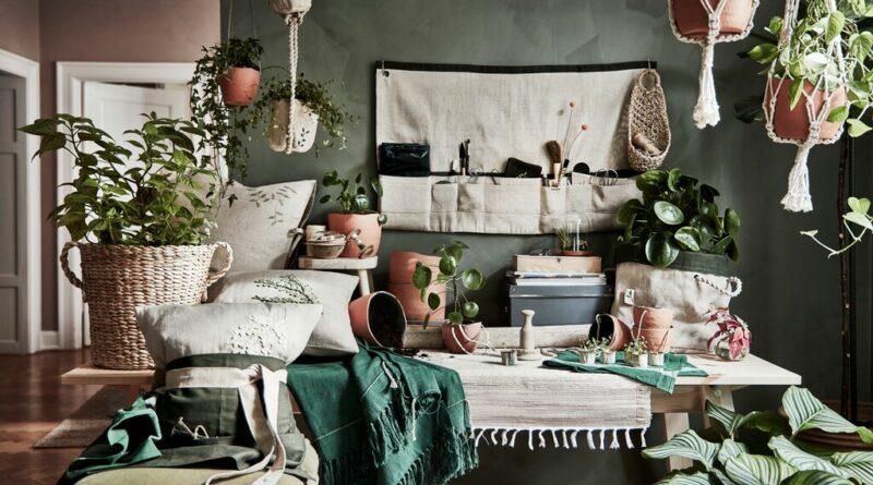 ИКЕА БОТАНИКС – сад у вас дома