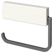 Держатель туалетной бумаги ХЭЛМАРЕН белый артикуль № 702.275.90 в наличии. Интернет каталог IKEA Минск. Недорогая доставка и установка.