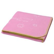 Детское одеяло САГОДЬЮР розовый артикуль № 702.423.50 в наличии. Online магазин IKEA Беларусь. Быстрая доставка и установка.