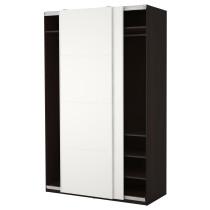 Гардероб ПАКС белый артикуль № 290.294.56 в наличии. Онлайн магазин IKEA РБ. Недорогая доставка и монтаж.