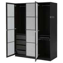 Гардероб ПАКС артикуль № 891.287.88 в наличии. Онлайн каталог IKEA Минск. Быстрая доставка и монтаж.