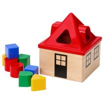Коробка для головоломки МУЛА разноцветный артикуль № 801.632.29 в наличии. Online сайт IKEA РБ. Недорогая доставка и соборка.
