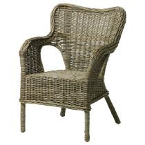 Кресло БЮХОЛЬМА серый артикуль № 601.583.04 в наличии. Интернет каталог IKEA Минск. Быстрая доставка и монтаж.