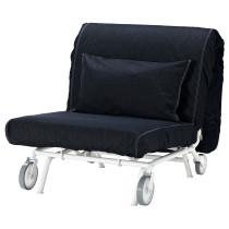 Кресло-кровать ИКЕА/ПС ХОВЕТ темно-синий артикуль № 798.744.28 в наличии. Интернет сайт IKEA Республика Беларусь. Быстрая доставка и монтаж.