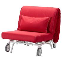 Кресло-кровать ИКЕА/ПС МУРБО красный артикуль № 298.744.35 в наличии. Онлайн сайт IKEA Беларусь. Недорогая доставка и монтаж.