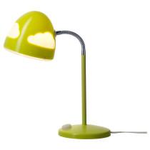 Лампа рабочая СКОЙГ зеленый артикуль № 303.113.74 в наличии. Интернет магазин IKEA Беларусь. Недорогая доставка и установка.
