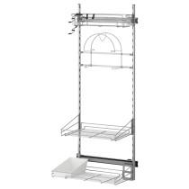 Модуль для хранения аксессуаров для уборки УТРУСТА артикуль № 702.046.16 в наличии. Онлайн сайт IKEA РБ. Быстрая доставка и установка.