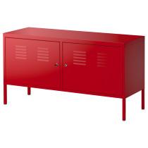 Шкаф ИКЕА ПС красный артикуль № 801.001.90 в наличии. Интернет сайт IKEA Республика Беларусь. Быстрая доставка и установка.