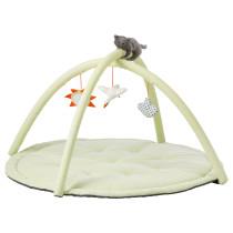 Тренажер для младенца ЛЕКА зеленый артикуль № 502.663.18 в наличии. Online магазин ИКЕА РБ. Недорогая доставка и монтаж.