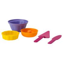Набор для выпечки игрушечный,5предм. САНДИГ артикуль № 403.139.90 в наличии. Интернет сайт IKEA Минск. Быстрая доставка и установка.