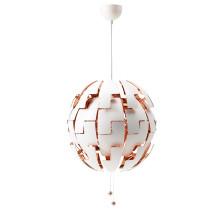 Подвесной светильник ИКЕА ПС 2014 медный артикуль № 403.049.00 в наличии. Интернет каталог IKEA Минск. Быстрая доставка и соборка.