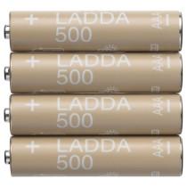 Аккумуляторная батарейка ЛАДДА артикуль № 303.038.83 в наличии. Online магазин IKEA Минск. Недорогая доставка и установка.