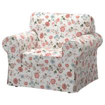 Кресло ЭКТОРП разноцветный артикуль № 691.290.91 в наличии. Онлайн сайт IKEA РБ. Быстрая доставка и монтаж.