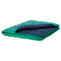 Спальный мешок ИКЕА ПС 2017 зеленый артикуль № 903.531.82 в наличии. Онлайн сайт IKEA РБ. Недорогая доставка и соборка.