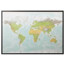 Картина с рамой БЬЁРКСТА черный артикуль № 692.072.77 в наличии. Онлайн сайт IKEA РБ. Недорогая доставка и установка.