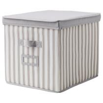 Коробка с крышкой СВИРА артикуль № 203.751.25 в наличии. Интернет каталог IKEA Беларусь. Быстрая доставка и монтаж.