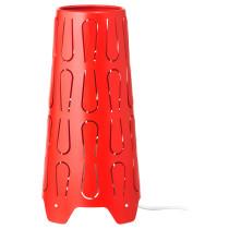 Лампа настольная КАЮТА оранжевый артикуль № 803.595.99 в наличии. Online сайт ИКЕА РБ. Быстрая доставка и монтаж.