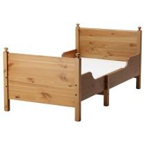 Раздвижная кровать с реечным дном ЛЕКСВИК артикуль № 392.761.49 в наличии. Онлайн магазин IKEA Беларусь. Недорогая доставка и установка.