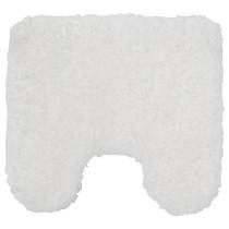 Коврик в туалет АЛЬМТЬЕРН белый артикуль № 004.054.87 в наличии. Интернет магазин IKEA Беларусь. Недорогая доставка и соборка.