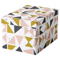 Коробка с крышкой ТЬЕНА черный артикуль № 403.982.20 в наличии. Интернет сайт IKEA РБ. Недорогая доставка и установка.