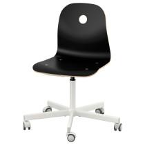 Рабочий стул ВОГСБЕРГ / СПОРРЕН черный артикуль № 792.757.08 в наличии. Онлайн магазин IKEA Беларусь. Недорогая доставка и монтаж.