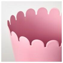 Кашпо СОММАР 2019 розовый артикуль № 804.184.62 в наличии. Интернет каталог IKEA РБ. Недорогая доставка и монтаж.