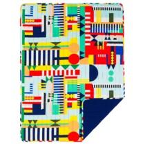 Покрывало ОВЕРАЛЛЬТ разноцветный артикуль № 504.301.73 в наличии. Интернет магазин IKEA Минск. Быстрая доставка и монтаж.