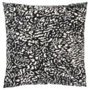 Чехол на подушку, черный, неокрашенный, 50×50 см IKEA ГРИМХИЛД 804.650.62
